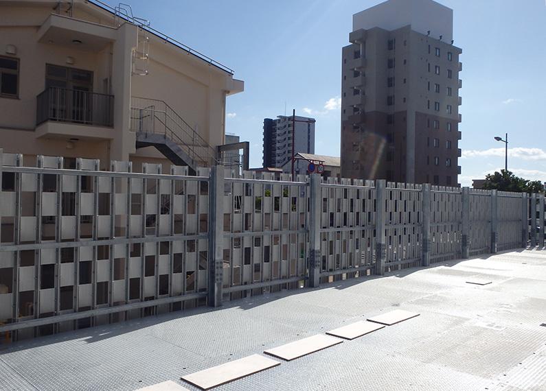 盲学校・聾学校設備棟新築工事