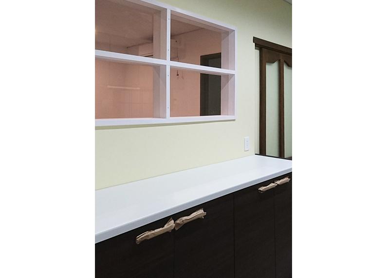 リフォーム・リノベーション工事 お部屋の小窓
