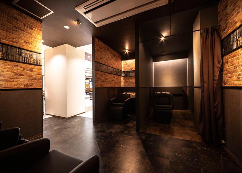 美容室 美容院 ヘアサロン シャンプー台